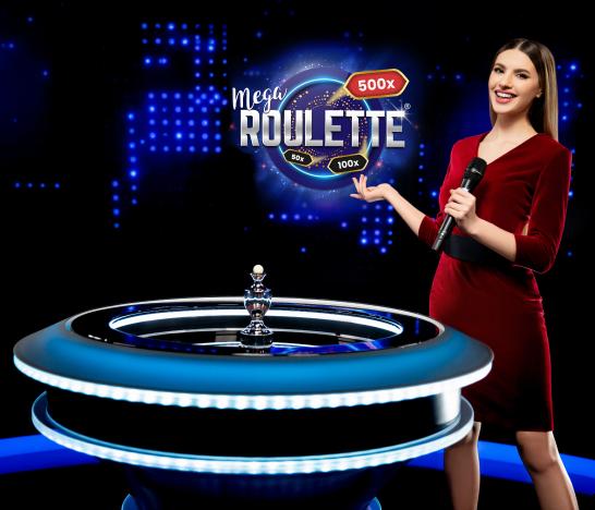 Mega Roulette Thumbnail
