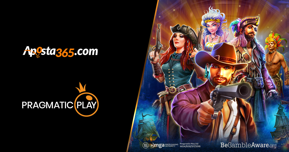 PRAGMATIC PLAY SECURES PERUVIAN GROWTH WITH APOSTA365 DEAL
