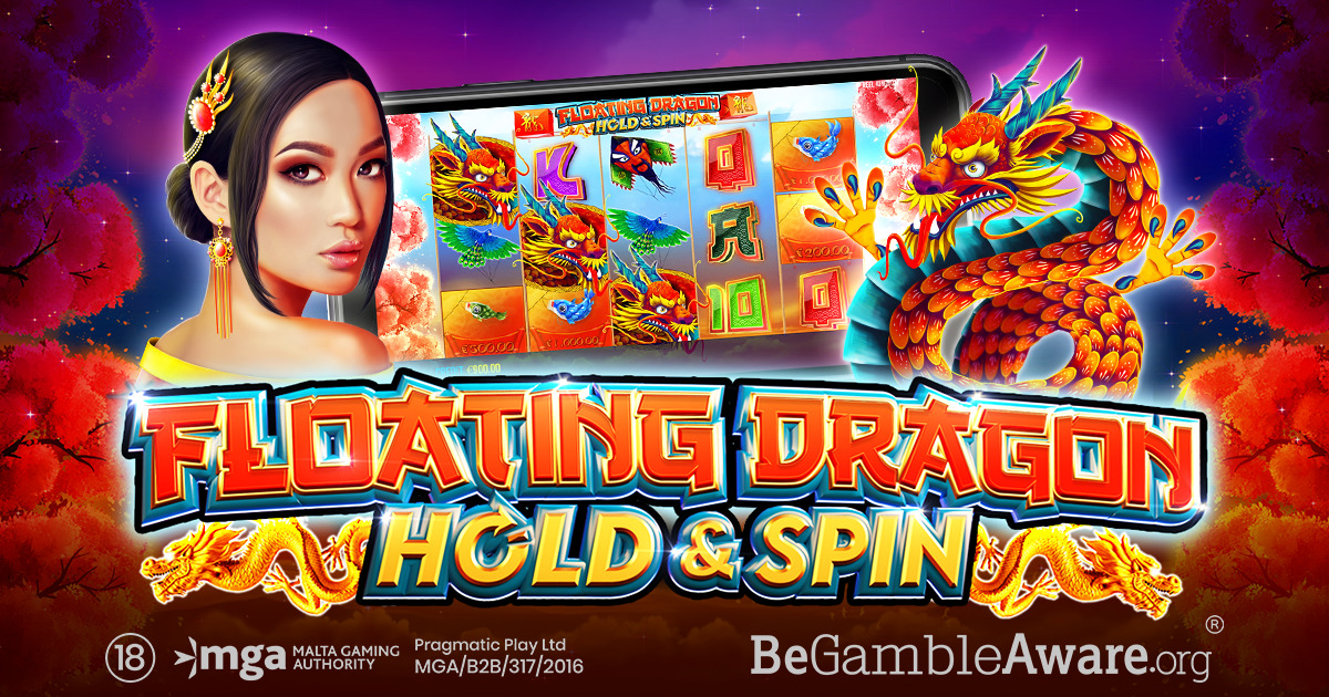PRAGMATIC PLAY LANCIERT NEUES HOLD AND SPIN ABENTEUER: FLOATING DRAGON
