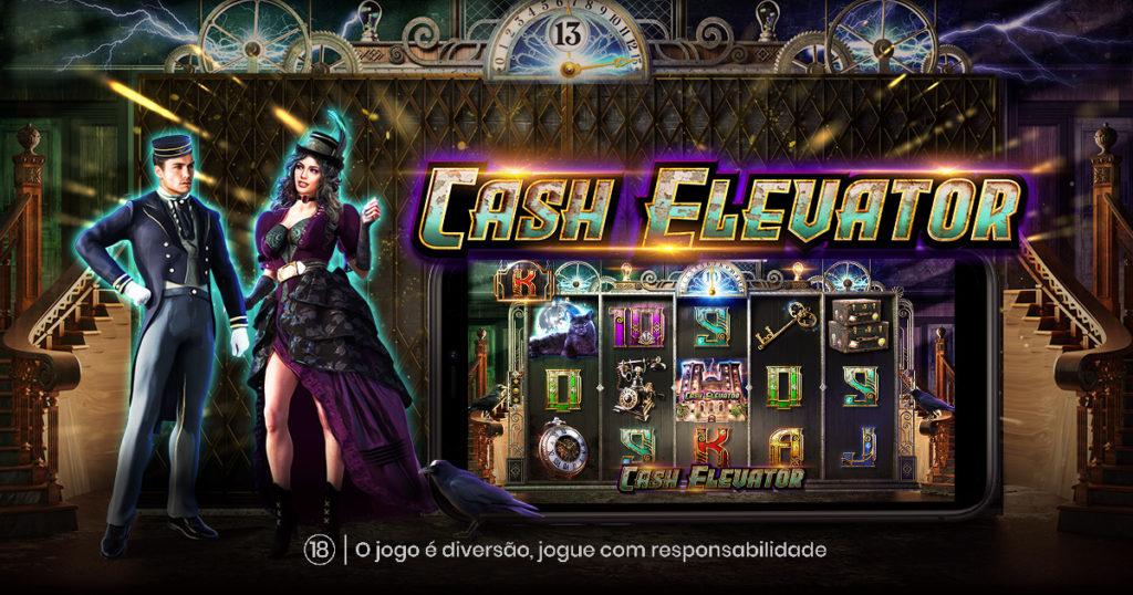 Novo jogo Cash Elevator