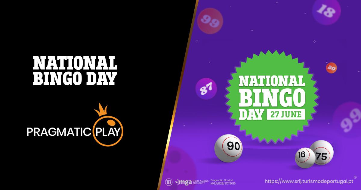 Pragmatic Play prepara o primeiro Dia Nacional de Bingo
