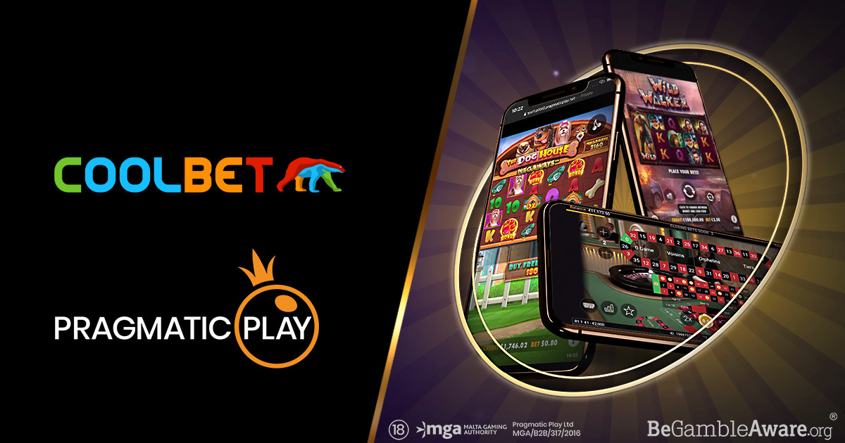 PRAGMATIC PLAY INTEGRATES WITH COOLBET TO PROVIDE SLOT AND LIVE CASINO PRODUCTS