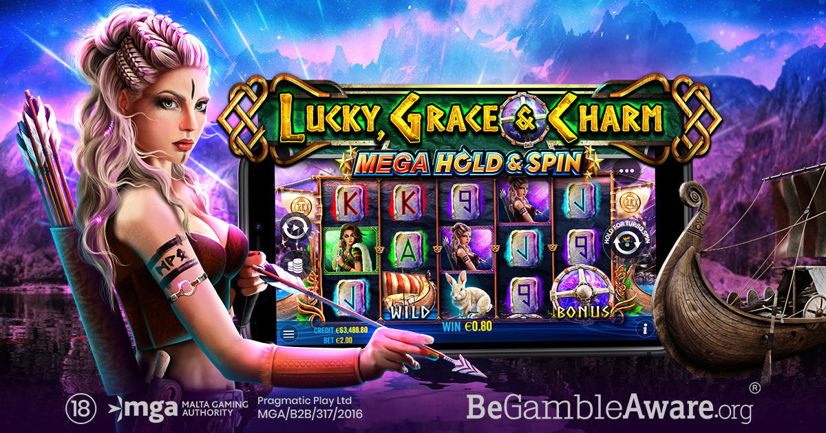 PRAGMATIC PLAY COMBINES FLAIR WITH INVENTIVE FEATURES IN LUCKY, GRACE & CHARM