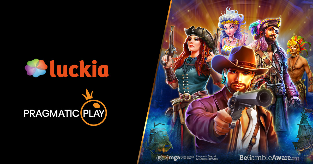 PRAGMATIC PLAY FURTHERS SPAIN GROWTH WITH LUCKIA DEAL