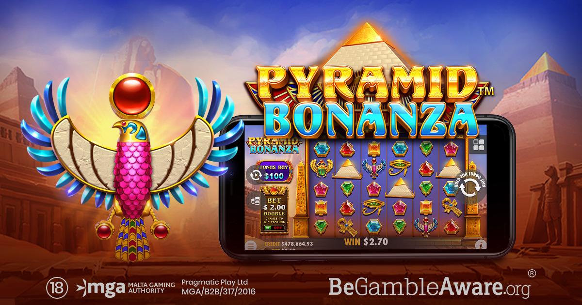 PRAGMATIC PLAY 揭开疯狂金字塔的神秘面纱