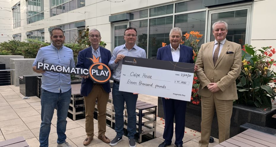 PRAGMATIC PLAY CALPE HOUSE'A 11.000€ BAĞIŞLADI