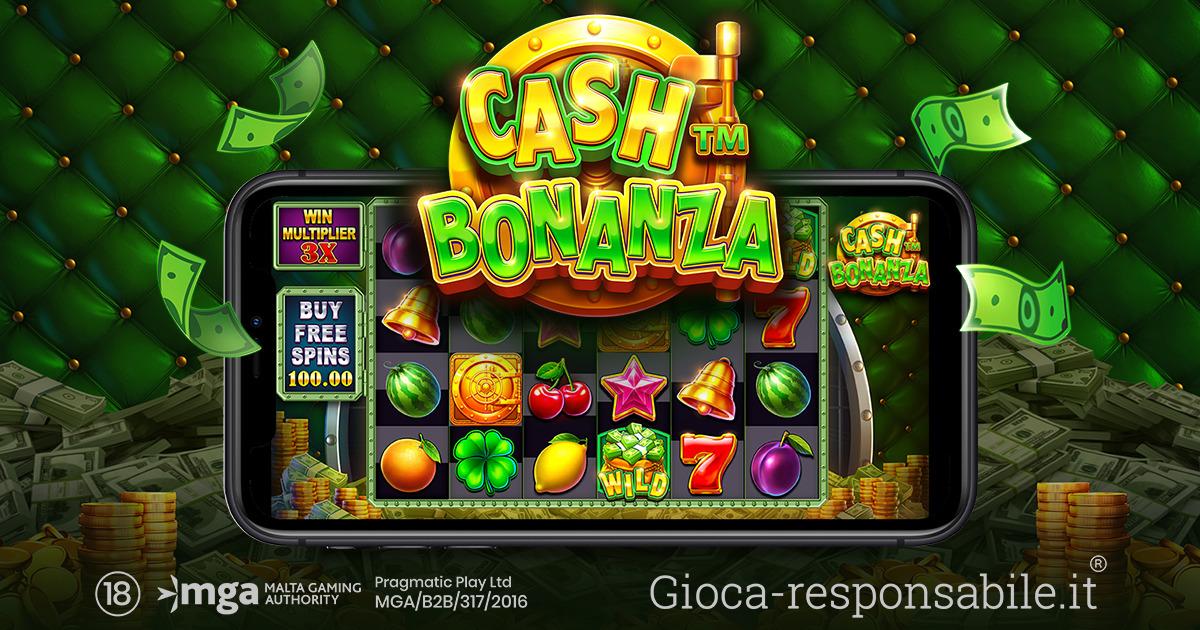PRAGMATIC PLAY PORTA LO STILE CLASSICO NELLA SLOT CASH BONANZA™