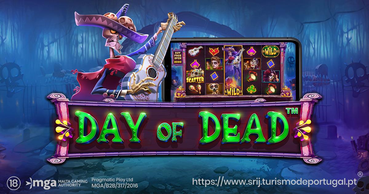 PRAGMATIC PLAY DÁ INÍCIO ÀS CELEBRAÇÕES COM A DAY OF DEAD