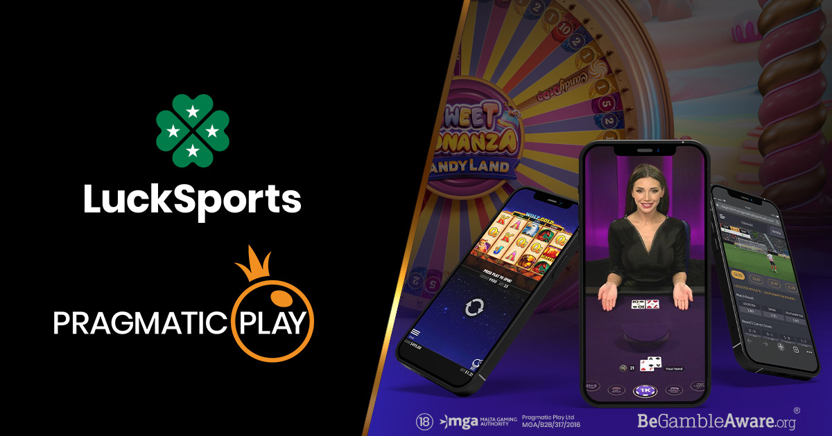 PRAGMATIC PLAY SIGNS A MULTI-PRODUCT DEAL WITH LUCKSPORTS IN BRAZIL