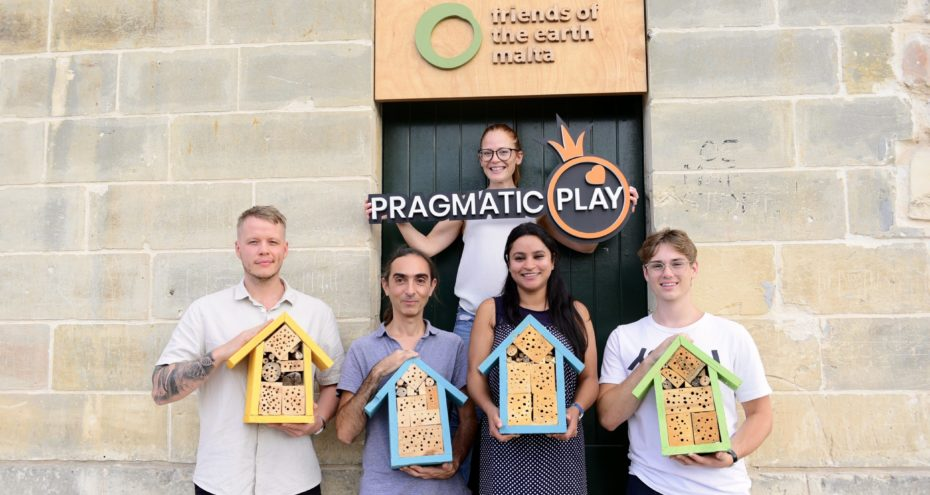 PRAGMATIC PLAY FRIENDS OF EARTH MALTA' YA 6.000€ BAĞIŞLANDI